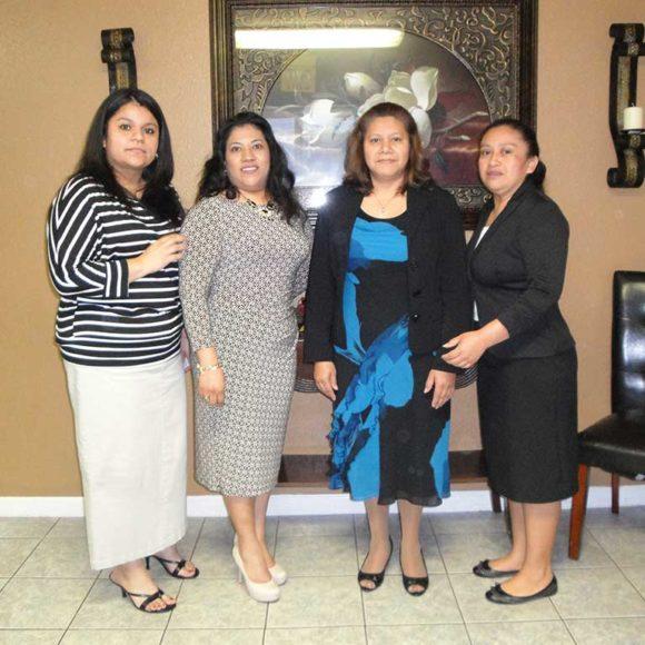 ministerio damas