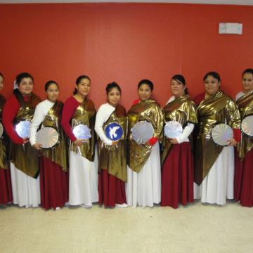 Grupo de Panderos