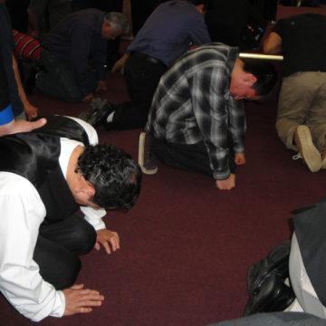 Ministerio de Oración